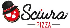 Sciura Pizza Logo